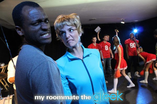 My Roommate The Gleek